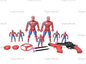 Игровой набор «Spiderman», 7788A, детские игрушки