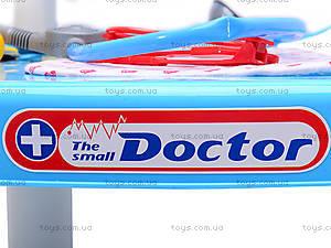 Игровой набор «Стол доктора», 008-03, toys