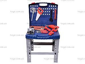 Игровой набор «Стол с инструментами», 008-22, цена