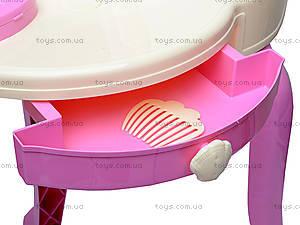 Игровой набор «Столик для макияжа», 563, фото