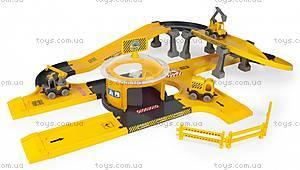 Игровой набор «Стройка» Kid Cars 3D, 53340
