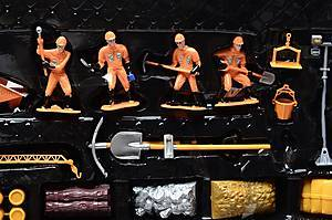 Игровой набор «Стройплощадка», 0710-15, фото