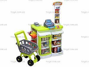 Игровой набор «Супермаркет», с тачкой, 668B