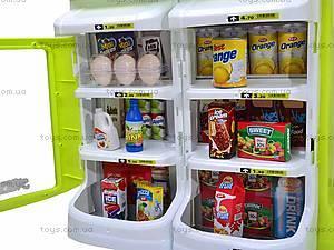 Игровой набор «Супермаркет», с тачкой, 668B, игрушки