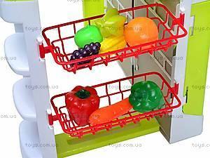 Игровой набор «Супермаркет», с тачкой, 668B, детские игрушки
