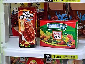 Игровой набор «Супермаркет», с тачкой, 668B, магазин игрушек