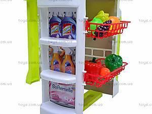 Игровой набор «Супермаркет», с тачкой, 668B, toys