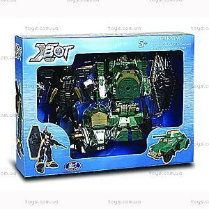 Игровой набор «Танк-трансформер», 82010R