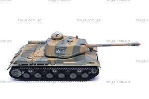 Игровой набор «Танки» для танковых боев, 529, игрушки