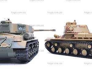 Игровой набор «Танки» для танковых боев, 529, toys.com.ua