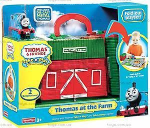 Игровой набор «Томас на ферме» серии «Томас и друзья», R9111