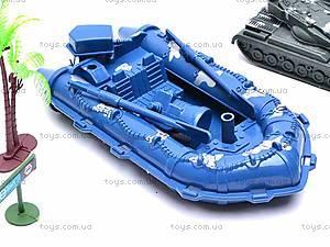 Игровой набор «Военные», 0121A, toys.com.ua