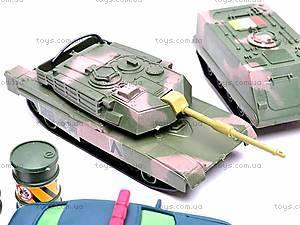 Игровой набор «Военный», с картой, 311, игрушки