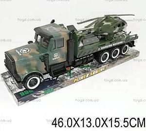 Игровой набор «Военный транспорт», 998A-B1