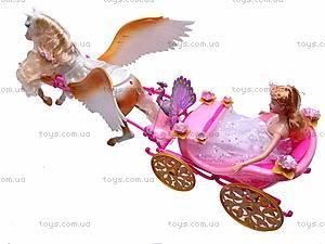 Игровой набор «Волшебная карета», 83153, фото