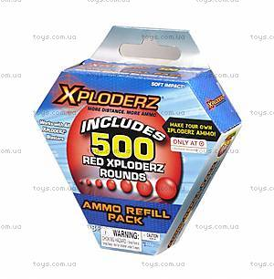 Игровой набор Xploderz Ammo Refill Pack Red, 45120