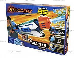 Игровой набор Xploderz X2 Mauler 1000, 46005
