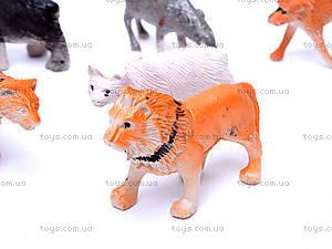 Игровой набор «Зоопарк», 003, игрушки