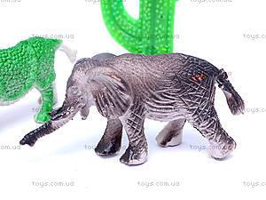 Игровой набор «Зоопарк», 003, детские игрушки