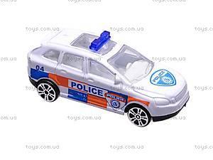 Игровой паркинг «Полиция», 660-130, фото