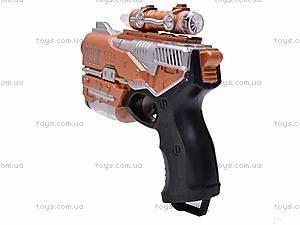 Игровой пистолет музыкальный, K688B, купить