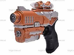 Игровой пистолет музыкальный, K688B, фото