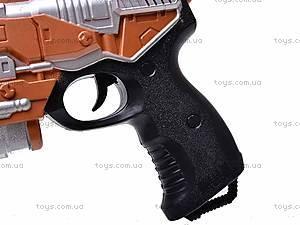 Игровой пистолет музыкальный, K688B, отзывы