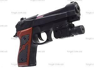 Игровой пистолет с лазерным прицелом, H-398В, фото
