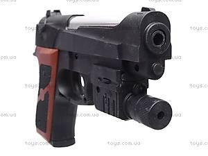 Игровой пистолет с лазерным прицелом, H-398В, отзывы