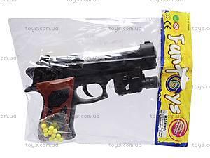 Игровой пистолет с лазерным прицелом, H-398В