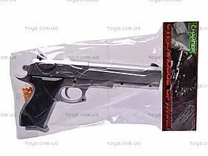 Игровой пистолет с пульками, P228