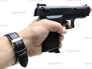 Игровой пистолет с пулями, R628, купить
