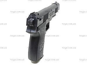 Игровой пистолет с пулями, R628, фото