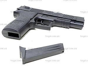 Игровой пистолет с пулями, R628, детские игрушки