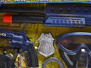 Игровой полицейский набор с кобурой, 33500, купить