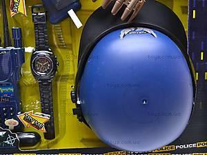Игровой полицейский набор с кобурой, 33500, фото