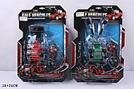 Игровой робот-трансформер, JY966, фото