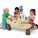 Игровой столик «Пиратский корабль», 628566, детские игрушки