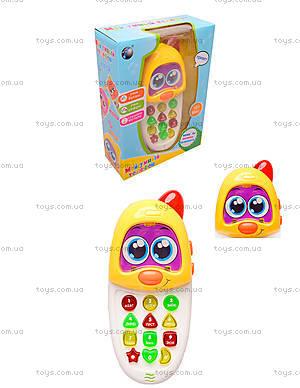 Игровой телефон для детей, 636C-EN
