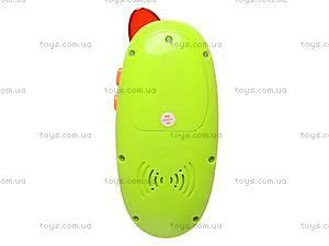 Игровой телефон для детей, 636C-EN, фото