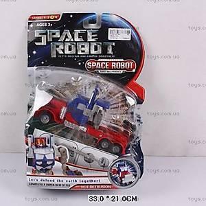 Игровой трансформер «Машина», D622-E161