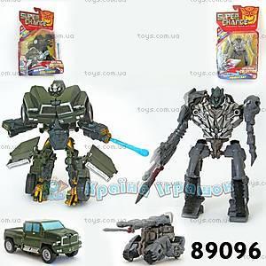 Игровой трансформер-робот, 89096В