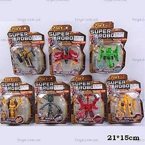 Игровой трансформер «Super Robots», 99-5A
