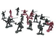 Игровой военный набор «Вперёд», 3038, фото