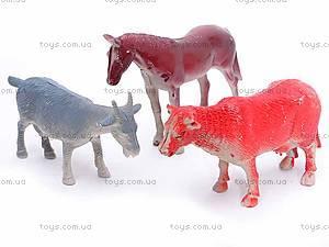 Игровые дикие животные, 899-3, отзывы