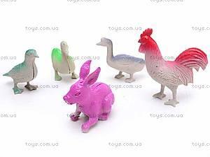 Игровые дикие животные, 899-3, игрушки