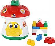 """Игровой центр """"Гриб-конструктор"""", 1045, toys.com.ua"""