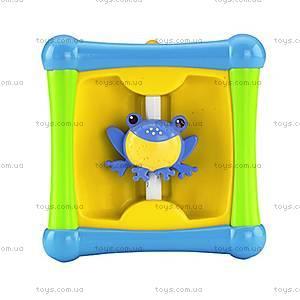 Игровой кубик со зверушками Fisher-Price, BFH80, купить