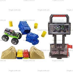 Игровой набор «Арена для трюков» серии Monster Jam, DJK61, купить