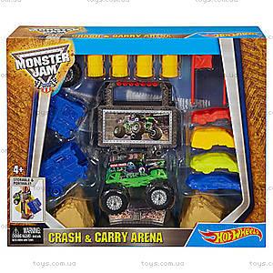 Игровой набор «Арена для трюков» серии Monster Jam, DJK61